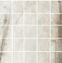 30x30 Pearl Mosaico Silver