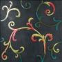 Rinascimento Ebano Smalto Colorato 60x60
