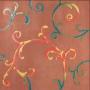 Rinascimento Rame Smalto Colorato 60x60