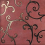 Rinascimento Rubino Acciaio Rame 60x60