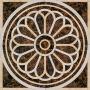 Roseton Caterine /P (88x88) Панно
